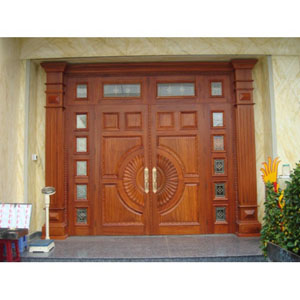 Cách chọn mẫu cửa gỗ đẹp phù hợp với ngôi nhà bạn